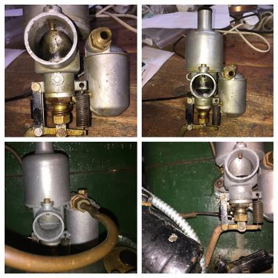 SU Carburetter